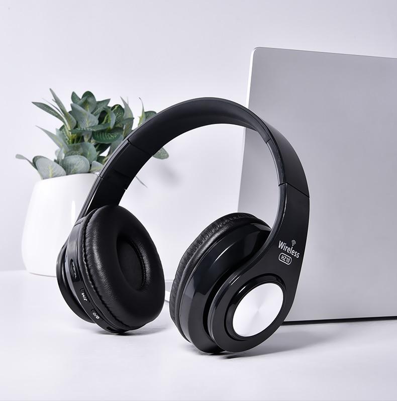 Wireless Foldable Stereo Headphones